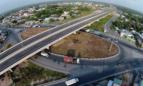 Hạ tầng hoàn thiện thúc đẩy bất động sản Phú Mỹ phát triển