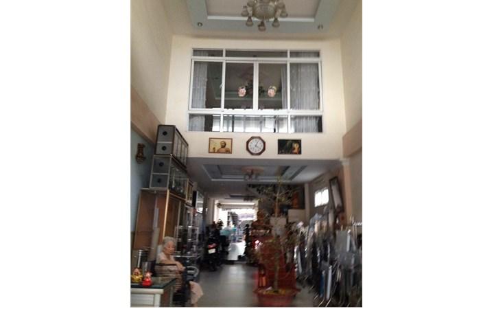 Nhà cho thuê Quận Tân Phú, mặt tiền Tân Kỳ Tân Quí