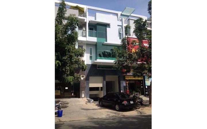 Nhà cho thuê Quận 7, mặt tiền Hoàng Quốc Việt