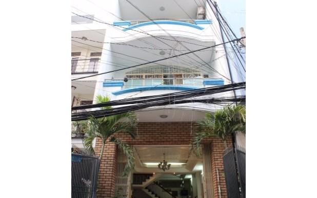 Nhà cho thuê Quận Bình Thạnh, hẻm Đinh Bộ Lĩnh