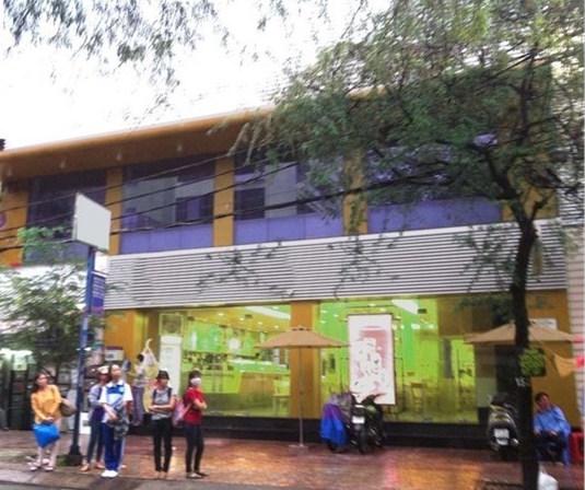 Nhà cho thuê Quận 3, mặt tiền Nguyễn Đình Chiểu