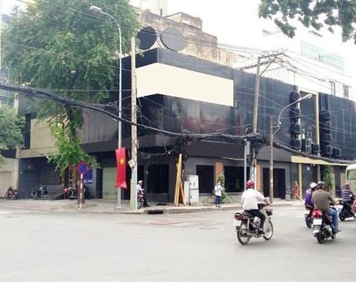 Nhà cho thuê Quận 3, mặt tiền Nguyễn Thiện Thuật