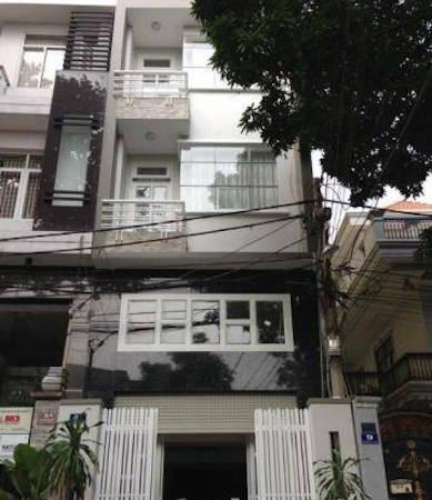 Nhà cho thuê Quận Tân Bình, mặt tiền Trần Văn Dư